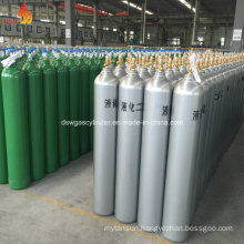 Liquid CO2 Tank