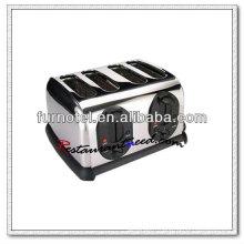 K308 Fast Food Equipment 4 grille-pain Slicer