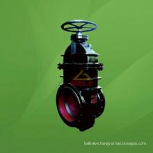 City Coal Gas Non-Rising Stem Quick on/off Gate Valve (GAMZ48W/GAMZ548W/GAMZ948W)