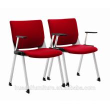 X2-05 vente chaude chaise empilable avec coussin