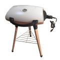 Электрический гриль для барбекю на открытом воздухе