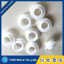 Consumo de tiges 54n01 isolador de lente de gás da tocha de soldagem wp17 / wp18 / wp26