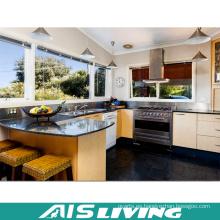 Muebles de cocina de alta calidad para el proyecto de presupuesto (AIS-K408)