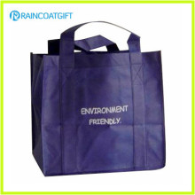 Non-tissé Logo personnalisé Imprimé Sac d'emballage recyclable Brs-003