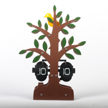 Cute Tree Flip Desk Clock
