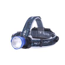 Алюминиевый супер яркий налобный фонарь