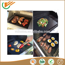 Custiom size package easy clean reuseable PTFE Non-stick Baking Tray Liner/Mat keeping bakeware clean