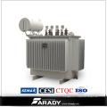 500kVA sur le transformateur de puissance de changeur de prise de charge