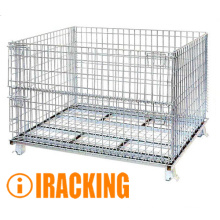 Wire Mesh Container (3x 090517)