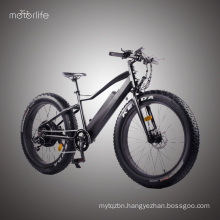 BAFANG rear motor fat tire electric bicycle cheap motorized bicycle,48V550W Hot sale ebike