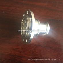 Piezas calientes de la forja que trabajan a máquina con acero inoxidable 304 316