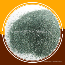 Green Silicon Carbide in abrasive tools