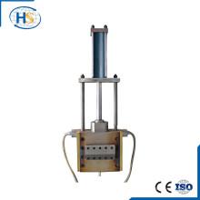 Cambiador de pantalla hidráulico sin parar para máquina de extrusión