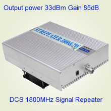 2watt 33dBm Outdoor Repeater Industrial Telecom 1800MHz GSM Mobile Phone Signal Booster