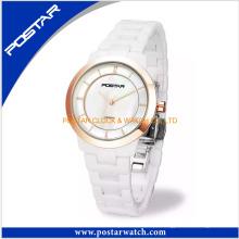 Moda personalizado relógio charme simples para senhoras