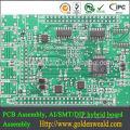 Assemblage de PCBA multi-couche de disposition et d'assemblée PCBA Assemblée, assemblée de composants de carte PCB, assemblée de carte PCB et pcba