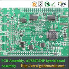 Layout PCBA de várias camadas e montagem de montagem PCBA, montagem de componentes pcb, montagem de pcb e pcba
