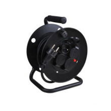 French type extension cord reel waterproof customizable