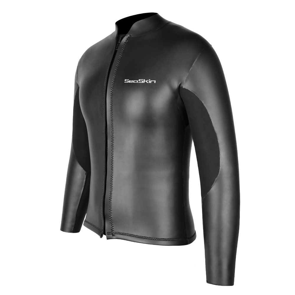 Smooth Skin Neoprene Jacket