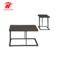 Schwarzes Indisches Glas Center Table Designs