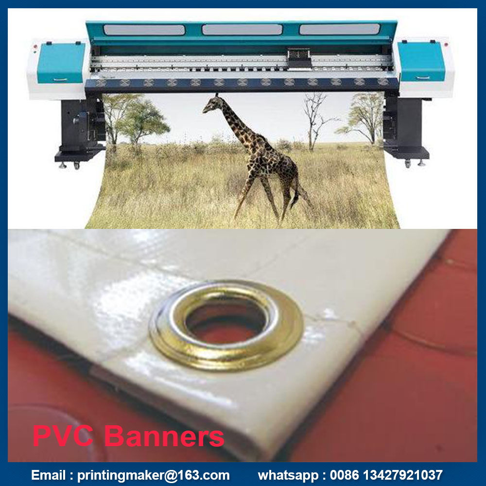 cheap outdoor pvc banners