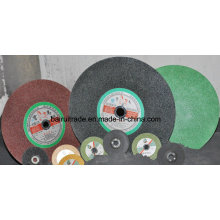 """Venta caliente 4 """"rueda de corte abrasivo para la exportación"""