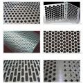 Tubo de alta calidad Filtr Usado Perforated Metal Mesh
