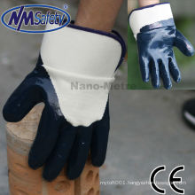 NMSAFETY heavy duty butyl gloves for construction