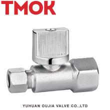 brass marine bronze triangle angle valve