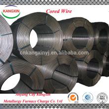 Buena aleación de metal de suministro de precio, alambre con núcleo de FeSi / ferro de silicio
