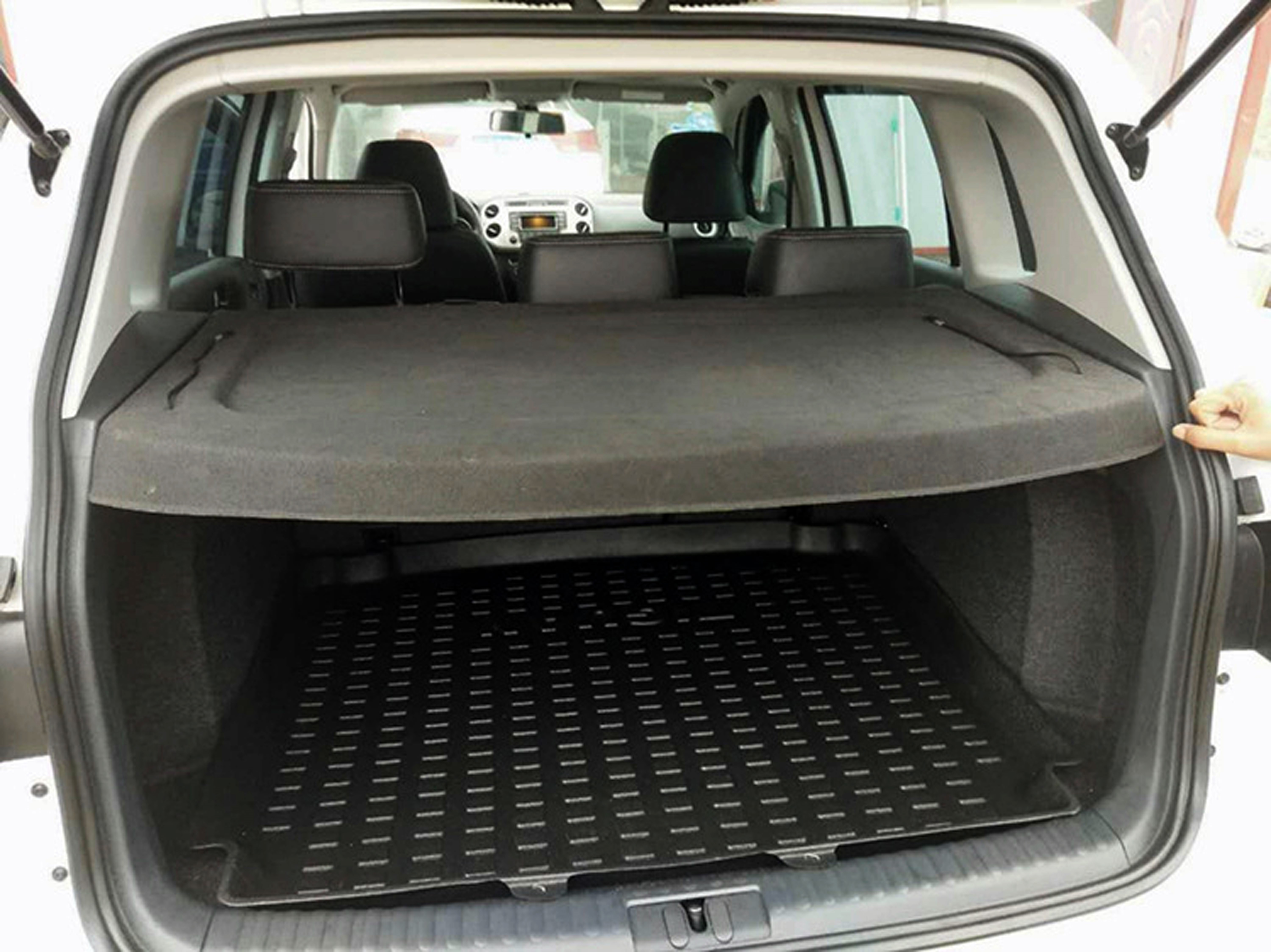 Cargo Cover Parcel Shelf