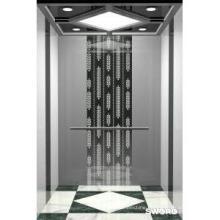 Etching Mirro Home Elevator Price