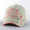 Gestrickte Stoff Neon Farbe Kinder Kinder Baby Hut