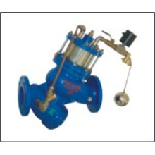 Válvula de flotador eléctrico de pistón de filtro (GL98005)