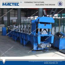 Full auto steel frame ridge cap forming machine
