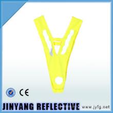 cinto de segurança reflexivo de transferência de calor de alta visibilidade para as crianças