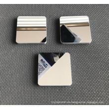 Material del marco del espejo de metal