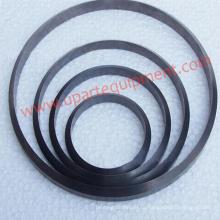Вольфрамовое стальное кольцо с большим диаметром 150 мм