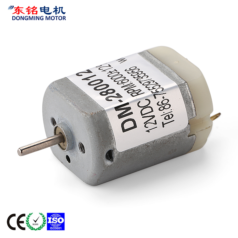 dc motor for automatic injector