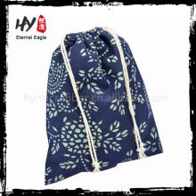 Brand new bolsa de cordão de linho com ótimo preço