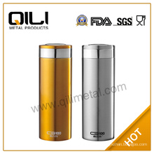 customized 16oz gift tumbler stainless steel vacuum flask