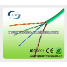 Cable LAN 24AWG cat5 Cable CCA