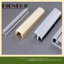 Plastic Profiles PVC Furniture Edge Decorative Furniture Trim
