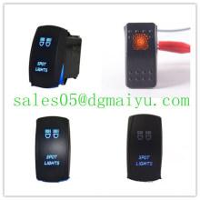LED Laser on-off Carling Spst Interruptor basculante para automóvil Van