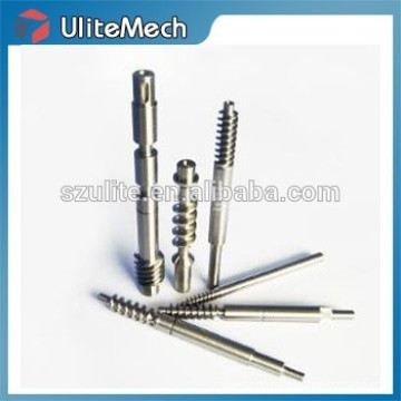 Shenzhen OEM Service Tight Tolerance CNC Drehmaschine Teile
