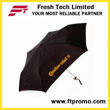 Viagem barata para crianças mulheres dobradura chuva guarda-chuva da máscara