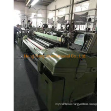 Somet Super Excel 230cm Rapier Loom Year 2001 with Staubli 2668 Dobby Used Rapier Loom Made in Italy
