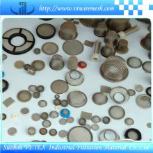 High-Quality Stainless Steel Filter Disc