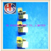 Contact métallique de précision, feuille de cuivre (HS-MC-001)