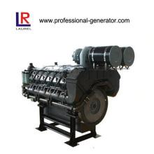 High Speed Diesel Engine 1093kw-1439kw for 60Hz 1800rpm Generator